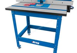 Kreg Large Router Table System