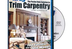 Kreg   DVD - Trim Carpentry