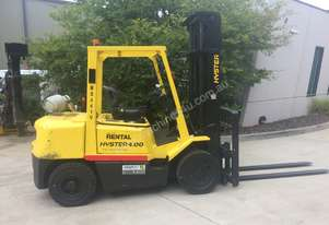 Hyster Used CNG 4T Forklift