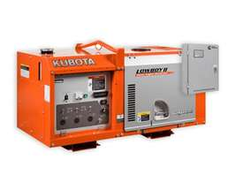Kubota 8.8kva Lowboy Diesel Generator with AMF - picture0' - Click to enlarge