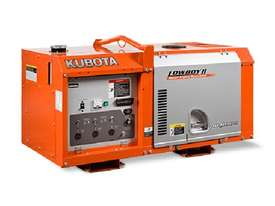 Kubota 8.8kva Lowboy Diesel Generator with AMF - picture1' - Click to enlarge