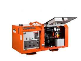 Kubota 8.8kva Lowboy Diesel Generator with AMF - picture2' - Click to enlarge