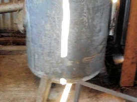 Air Receiver - Compressor Tank 400 Litres - picture1' - Click to enlarge