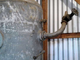 Air Receiver - Compressor Tank 400 Litres - picture3' - Click to enlarge