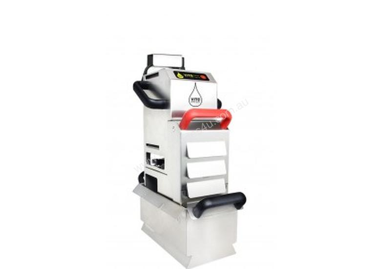 VITO 50 - 101380 - Suitable for all free standing gas and electric fryers up to 22 litre capacity