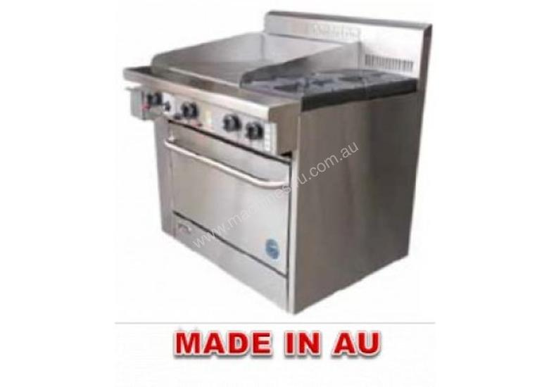 Goldstein Gas/Electric Convection Oven Range