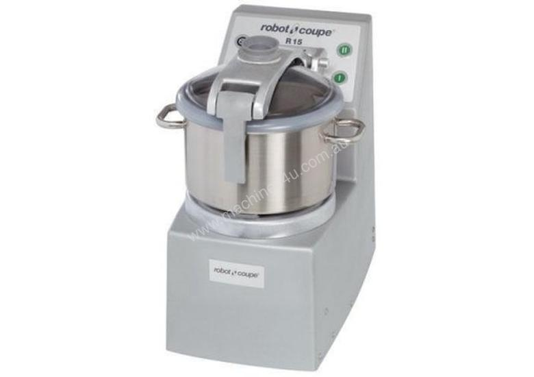 Robot Coupe R15 Vertical Cutter Mixer with 15 Litre Bowl