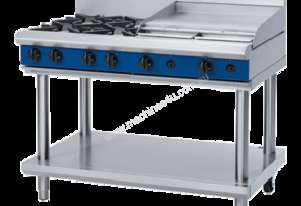Blue Seal G518B-LS Heavy Duty Gas Cook Top - Leg Stand Model