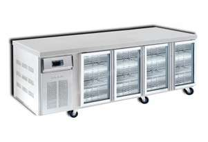 Semak BC2400-G 4 Door 2400 Bar Chiller
