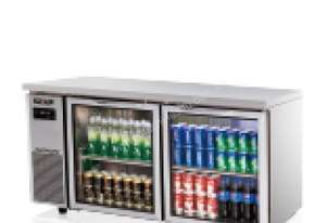 Skipio SGR15-2 Under Counter Refrigerator Two Glass Door