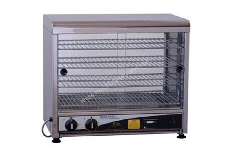 Roband PW100 Curved Top Pie & Food Warmer - 100 Pie