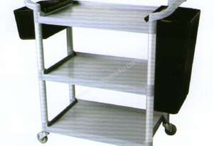 KSS Small Utility Cart with Buckets