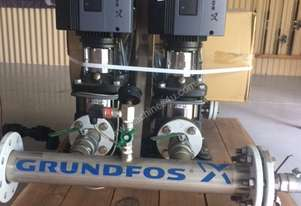 Grundfos 415V veriable speed water pump