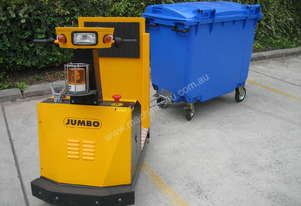 Tow Motor Jumbo 1200KG capacity with light, battery, Dolley and Coupling