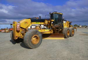2012 Caterpillar 16M Road Grader - In Auction