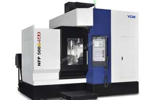 NFP 500A 5-Axis Double Column Machining Center