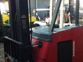 Raymond Standup Forklift Electric 6375mm Lift  - picture0' - Click to enlarge