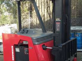 Raymond Standup Forklift Electric 6375mm Lift  - picture2' - Click to enlarge
