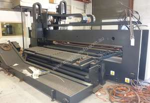 2009 Ficep TIPO A31 CNC Multi Function Plate Machine - In Auction