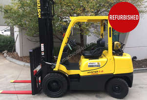 Refurbished 3T Counterbalance Forklift