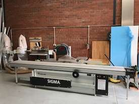 ROBLAND SIGMA PANEL SAW - picture0' - Click to enlarge