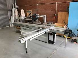 ROBLAND SIGMA PANEL SAW - picture2' - Click to enlarge