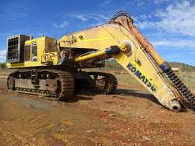 Komatsu PC1250-8 Excavator - picture0' - Click to enlarge