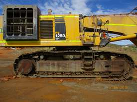 Komatsu PC1250-8 Excavator - picture1' - Click to enlarge