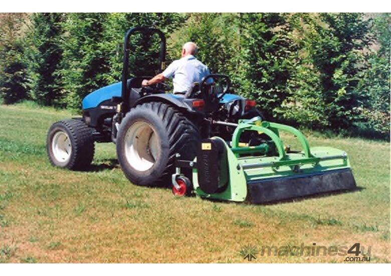 New Peruzzo ELK 1800 FRONT REAR FLAIL MOWER Drum/Flail