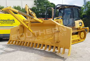 CAT D6K D6K2 Bulldozer Stick Rake & Tree Pusher DOZRAKE