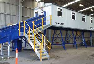 EDGE MPS48 Picking Station  |  Perfect for C&I, C&D, MSW, Organic Recycling and Wood Waste