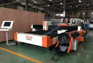 TAYOR TP Tube & Plate Laser Cutting Machine