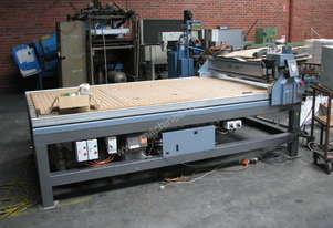 Multicam Series II CNC Router Machine with Vacuum Bed Table - 3 x 1.5m