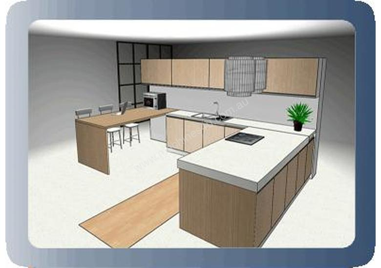 New 2013 Corpus 3d Corpus3dpro Kitchen Design Software In