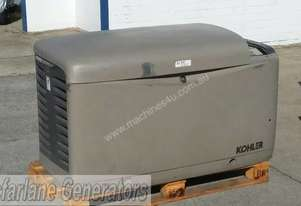 13/14kVA Nat/LP Gas Enclosed Generator Set
