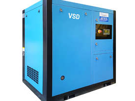 Pneutech PR Series 25hp (18.5kW) Fixed Speed Rotary Screw Air Compressor - picture1' - Click to enlarge