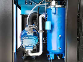 Pneutech PR Series 25hp (18.5kW) Fixed Speed Rotary Screw Air Compressor - picture8' - Click to enlarge