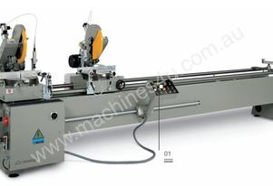 NORMA 2 Double Mitre Saw With Digital Positioning