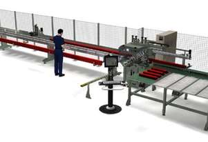 Emmegi VEGAMATIC PUSHER T Automatic Cutting Centre