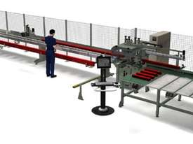 Emmegi VEGAMATIC PUSHER T Automatic Cutting Centre - picture0' - Click to enlarge
