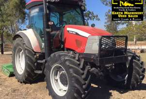 McCormick Tractor & Slasher, only 345hrs. EMUS NQ