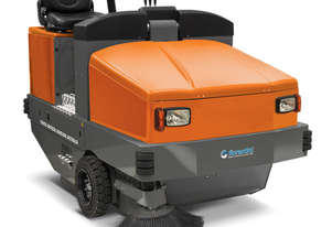 Fiorentini S38 LPG Large Ride On Sweeper