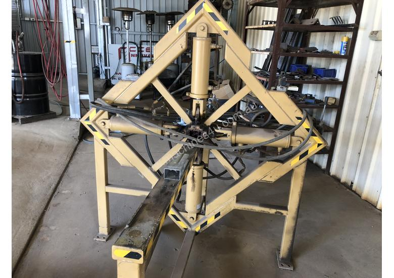Shade Shed Manufacturing Equipment