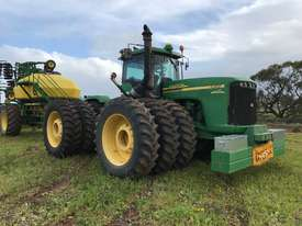 John Deere 9620 FWA/4WD Tractor - picture0' - Click to enlarge