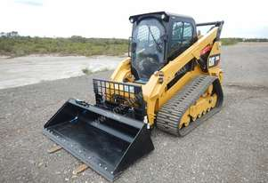 Unused 2018 CAT 289D XPS Tracked Skidsteer Loader