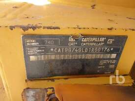 CATERPILLAR 740 Articulated Dump Truck - picture4' - Click to enlarge