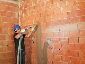 Render Grout Mortar Pumping & Spraying - picture1' - Click to enlarge