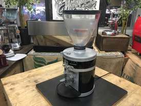 MAHLKONIG K30 VARIO AIR SILVER ESPRESSO COFFEE GRINDER MACHINE CAFE - picture1' - Click to enlarge