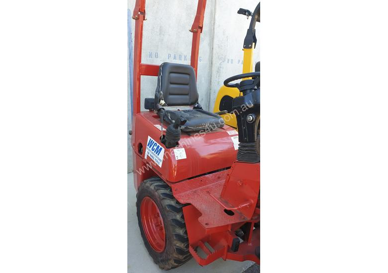 New 2018 WCM HT-25 Articulated Mini Loaders In ,