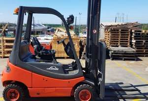 Used Forklift:  N20HP Genuine Preowned Linde 2t